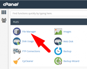 How to block all PHP files in a particular folder/directory in cPanel