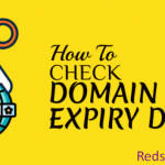 How to check expiry date of any domain?
