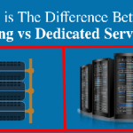 What is the difference between a Dedicated server and VPS server?