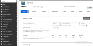 What is WHMCS? How to install WHMCS automatically via Softaculous