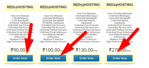 How do I order new services from Redserverhost client area