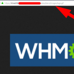 How do i change the Back end logo in WHMCS?