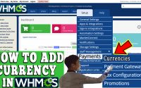 HOW TO ADD A CURRENCY IN WHMCS? [STEP BY STEP]