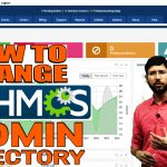 How to change your WHMCS Admin directory