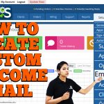 HOW TO CREATE CUSTOM WELCOME EMAIL TEMPLATE IN WHMCS