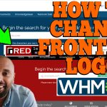 HOW TO CHANGE FRONTEND LOGO IN WHMCS