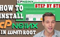 HOW TO INSTALL CP-NGINX LATEST VERSION IN WHM ROOT