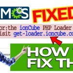 HOW TO FIX WHMCS Error- The ionCube PHP Loader needs to be installed