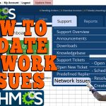 How to update Network issue in WHMCS