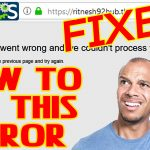 HOW TO SOLVE- Oops Something went wrong error in WHMCS