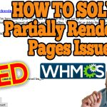 how to fix css not loading issue in whmcs