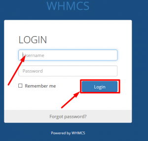 How to provide cPanel hosting account to client in WHMCS manually