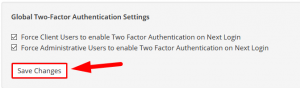 HOW TO SETUP TWO FACTOR AUTHENTICATION IN WHMCS