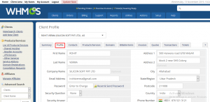 HOW TO DISALLOW SINGLE SIGN-ON OPTION FOR CLIENT IN WHMCS
