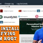 INSTALL IMUNIFY360 IN WHM