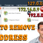 HOW TO REMOVE ANY IP ADDRESS FROM WHM ROOT