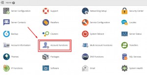 HOW TO ASSIGN DEDICATED IP ADDRESS TO CPANEL USER IN WHM