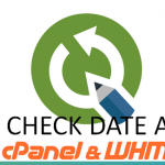 How to know Date and Time of my cPanel based server