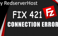 "How to Fix ""421-Home Directory not available"" error in Filezilla"