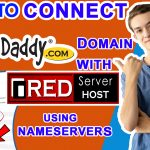 How to connect GoDaddy domain to Redserverhost hosting