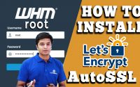 How to Install Let's Encrypt AutoSSL in WHM Root server