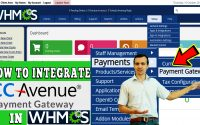 HOW TO INTEGRATE CC AVENUE PAYMENT GATEWAY IN WHMCS