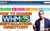 How to change installation Directory in WHMCS