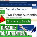 DISABLING TWO FACTOR AUTHENTICATION IN WHMCS