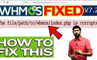 "HOW TO FIX WHMCS Error-"" index.php is corrupted"""