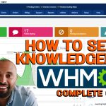 Create Knowledgebase in WHMCS