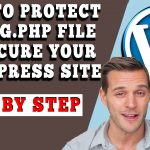 HOW TO PROTECT CONFIG.PHP FILE IN YOUR WORDPRESS SITE