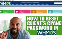 HOW TO RESET CLIENT'S CPANEL PASSWORD IN WHMCS