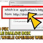 How to Fix-application/x/httpd-php file getting download issue while opening website