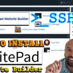 How to Install Sitepad website Builder in cPanel via SSH