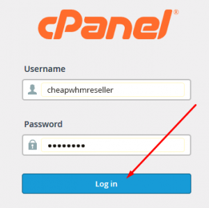 How To Change Default Index Page in .htaccess from cPanel