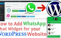 How to Add WhatsApp live chat to your WordPress site