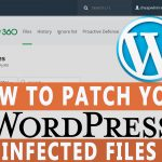 How to Patch your WordPress Infected files