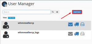 How to Use cPanel User Manager