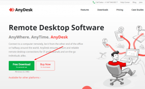 How to Download and Install AnyDesk for Windows