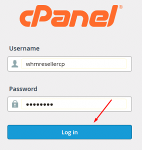 How to login FTP account created via cPanel in FileZilla