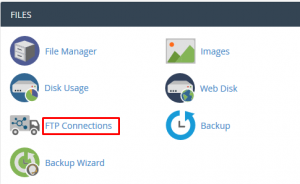 How to Monitor FTP uses in realtime via cPanel