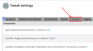 "Fix- ""Could not determine the nameserver IP address for 'domain' while adding addon domain"