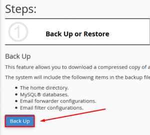 How to Create backup & store them remotely in any Server using SCP
