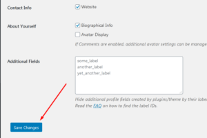 disable blogging feature in WordPress