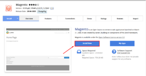 How to Install Magento in cPanel using Softaculous