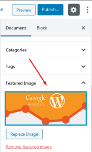 How to Enable a dynamic featured image in WordPress