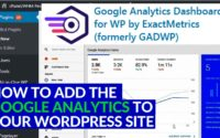 How to Install Google Analytics in WordPress website