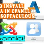 How to Install Joomla in cPanel using Softaculous