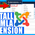 How to Install Joomla Extensions