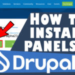 How to Install Panels in Drupal